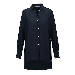 Longblouse - Navy