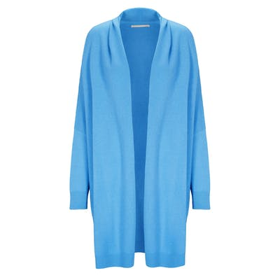 Cashmere Long-Cardigan